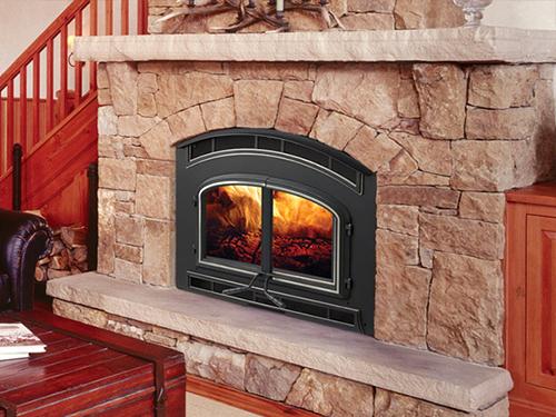 quadra-fire-wood-fireplace